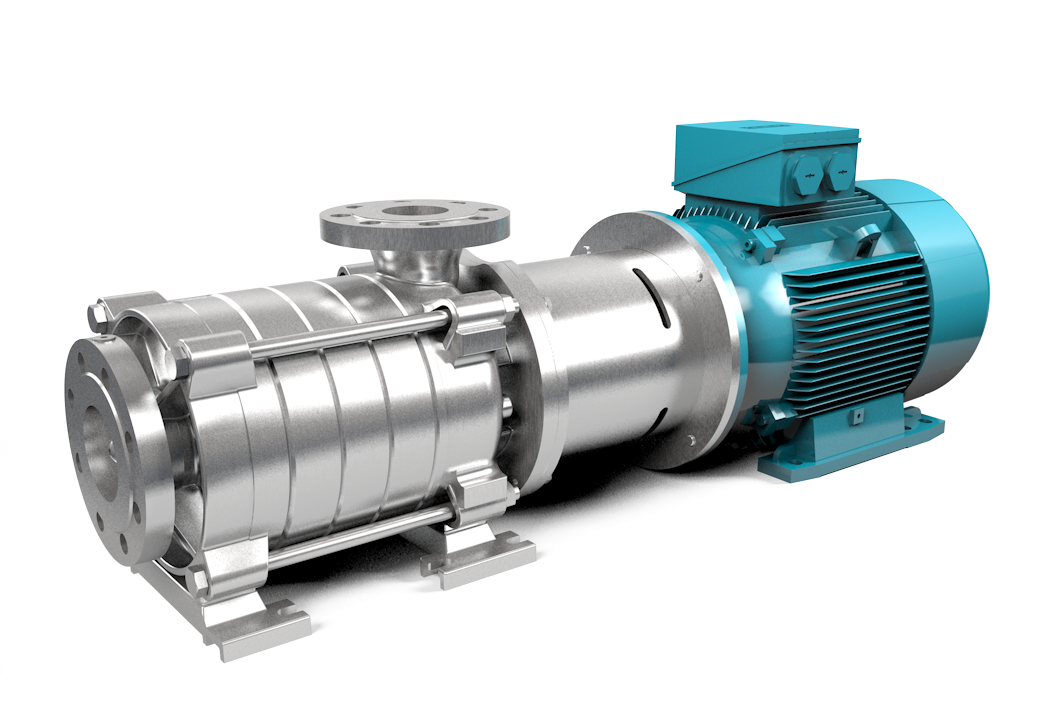 EDUR-Pumps | Magnetically Coupled Pump LBM